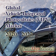 Vehicle-Integrated Photovoltaics Market by QuantAlign Research