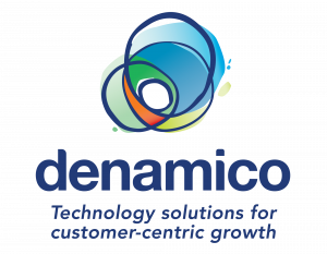 denamico logo - technology solutions consultants for customer-centric growth
