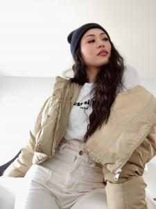 Olivia Wong Miss Asian Global DRVWY The Driveway Streetwear apparel