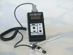Our popular SWS (Socket Wrench Torque Sensor) and our PHM-100 Portable Hand-Held Transducer Indicator.