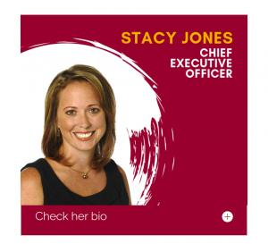 Stacy Jones (Host) Hollywood Branded, the popular weekly marketing + business advice podcast