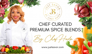 Chef Huda Just Savor Spices