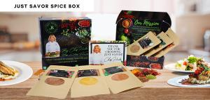 Just Savor Spices Gift Boxes