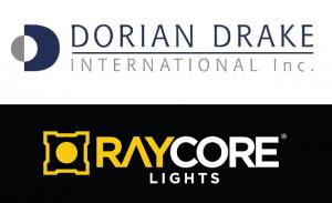 Raycore Lights and Dorian Drake Announce Strategic Alliance for Work Light Export Sales