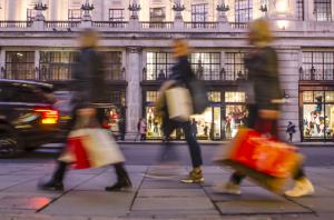 The market data universe merging with UK high street consumer shopping?