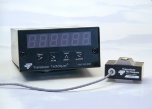 MLP Load Cell and DPM-3 Panel Mount Meter