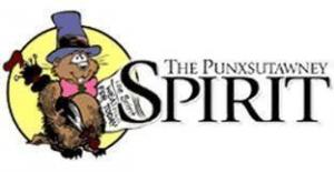 The Punxsutawney Spirit logo