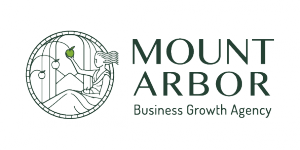 Mount Arbor logo, inbound sales, helping to innovate business growth