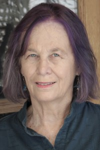 Picture of professional storyteller and children's author Harriet Cole of New Mexico