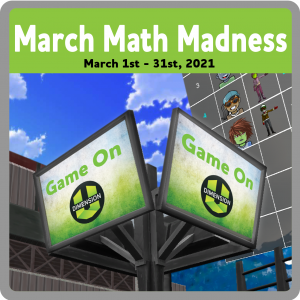 March Math Madness