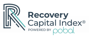 Recovery Capital Index RCI powered by Pobal Logo