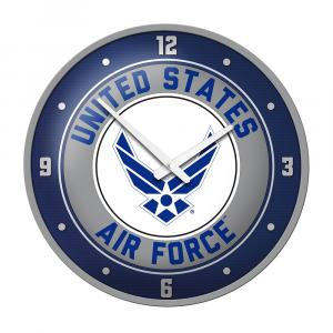 United States Air Force: Modern Disc Wall Clock