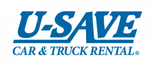 U-Save Car & Truck Rental Logo