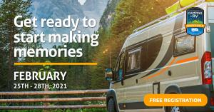 Toronto Spring Camping and RV Show 2021
