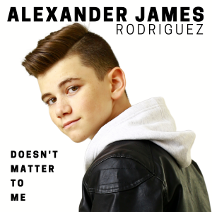 Doesn't Matter To Me Cover Art