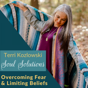 Native American Author, Terri Kozlowski is the host of the Soul Solutions Podcast