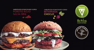 Chile Vegan Burger Company -- Katana Vegana -- Certifies Vegan with BeVeg