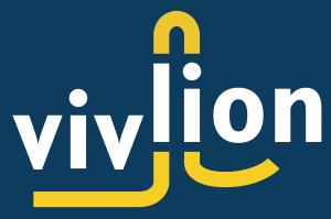 Logo of Vivlion, symbolizing CRISPR/Cas technology