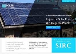 $SIRC Solar Integrated Roofing