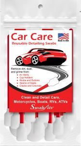 Walmart Car Care Swabs Front