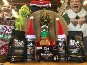 King of Clubs Coffee announces small business grant alongside new products