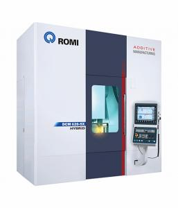 Romi DCM 620-5X Hybrid Vertical Machining Center
