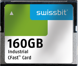 Swissbit CFast™ card series F-86