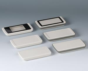 SLIM-CASE is available in a range of six versions with flat or recessed top panels