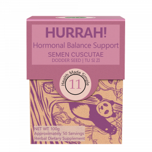 HURRAH! Hormonal Balance Support (Semen cuscutae extract) from Linden Botanicals