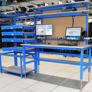 dell tech lab bench condo rack