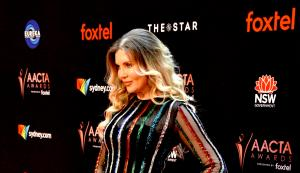 Angelena Bonet - AACTA Awards Red Carpet