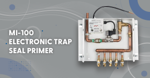 MI-100 Enclosed Electronic Trap Seal Primer