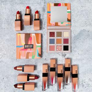 Full Power Woman Essentials Collection from Bossy Cosmetics