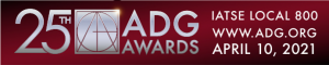 ADG Awards April 10, 2021