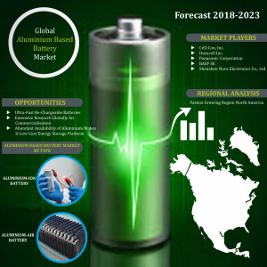 Global Aluminium Based Battery Market Research By OMR