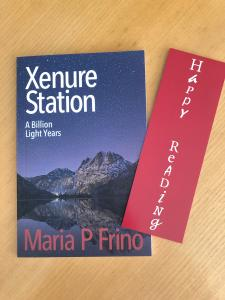 Xenure Station: A Billion Light Years - science fiction short story