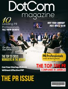 The DotCom Magazine Entrepreneur Spotlight Show