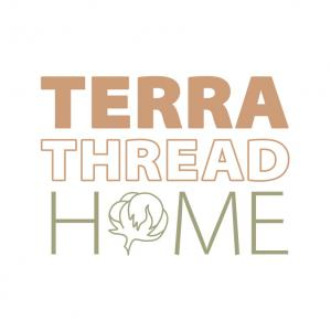 Terra Thread Home products are sustainable, carbon-neutral, Fair Trade and organic