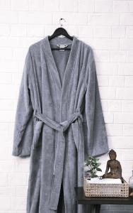 Terra Thread Home robes are sustainable, Fair Trade and organic.