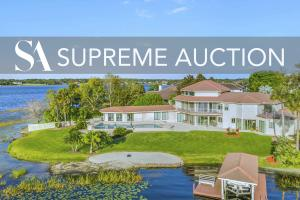 Windermere Florida Luxury No-Reserve Real Estate Auction April 17, 2021