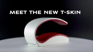 Tactigon SKIN wearable mouse | touchpad | presenter is coming in its Reload version, with gestures and voice control