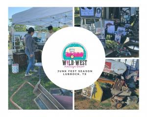 Wild West Vintage Decor Set To Start 'Junk Fest' Season