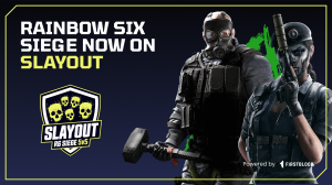 Rainbow Six Siege is now on Slayout