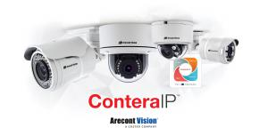 Arecont Vision Costar ConteraIP single-sensor camera