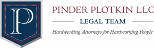 The Pinder Plotkin Legal Team is a law firm that focuses on personal injury (auto, Uber/Lyft, motorcycle, and truck accidents), workers' compensation claims, wrongful death, birth injury, medical malpractice, and estate planning and administration (probate).