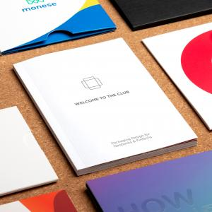 Burgopak 'welcome to the club' - the definitive guide to card packaging design