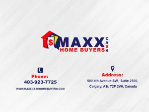 MAXX Cash Home Buyers Calgary Sell Your House