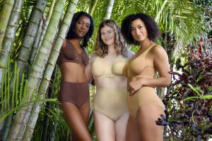 Rhonda Shear embraces diversity, expands inclusivity with skin tone intimates and expanded sizing