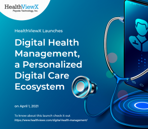 HealthViewX Digital Health Management Platform
