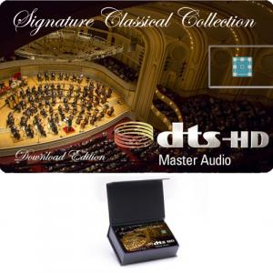 """Signature Classical Collection"" Card and Box Image"